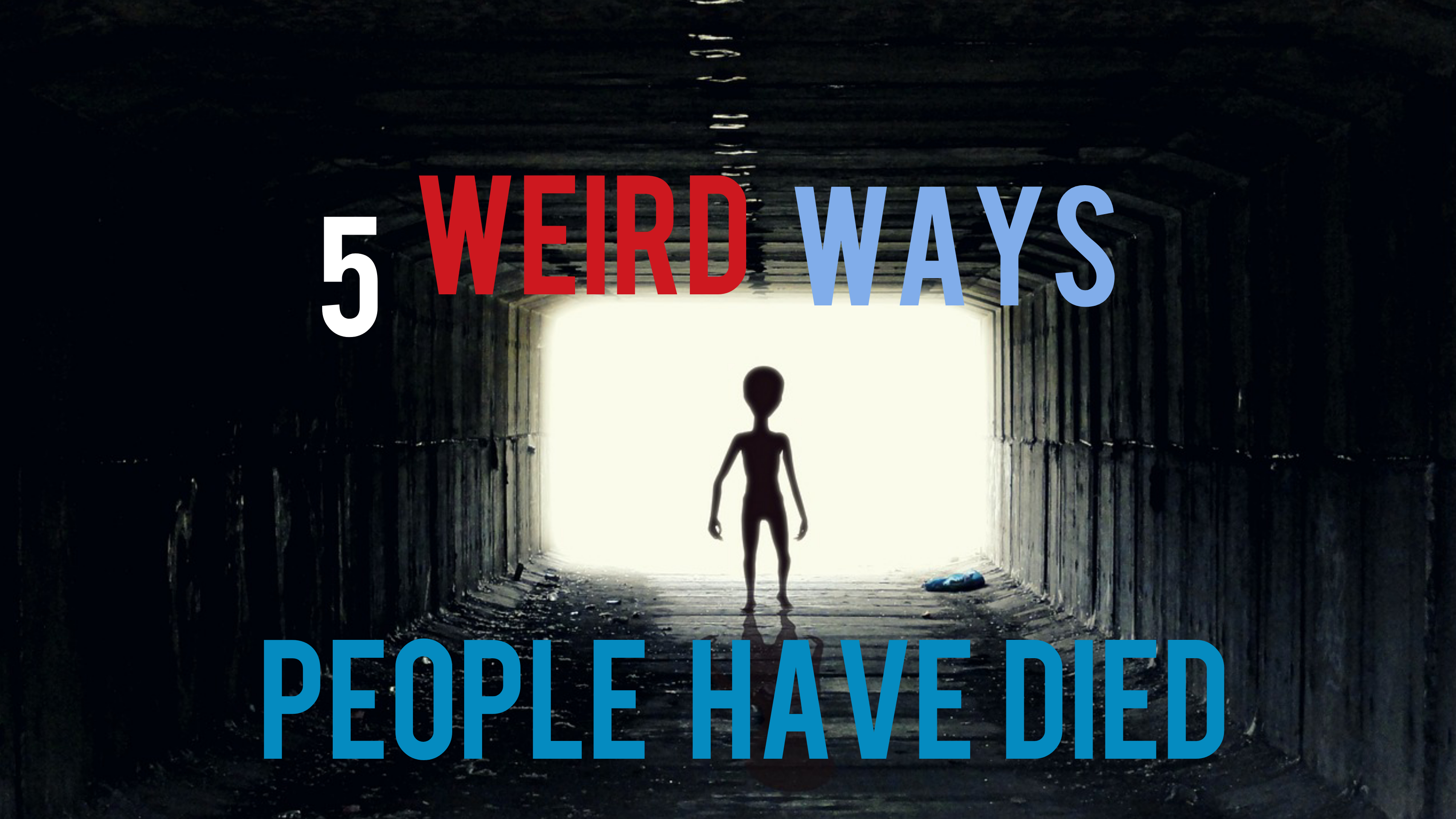 5 Weird Ways People Have Died