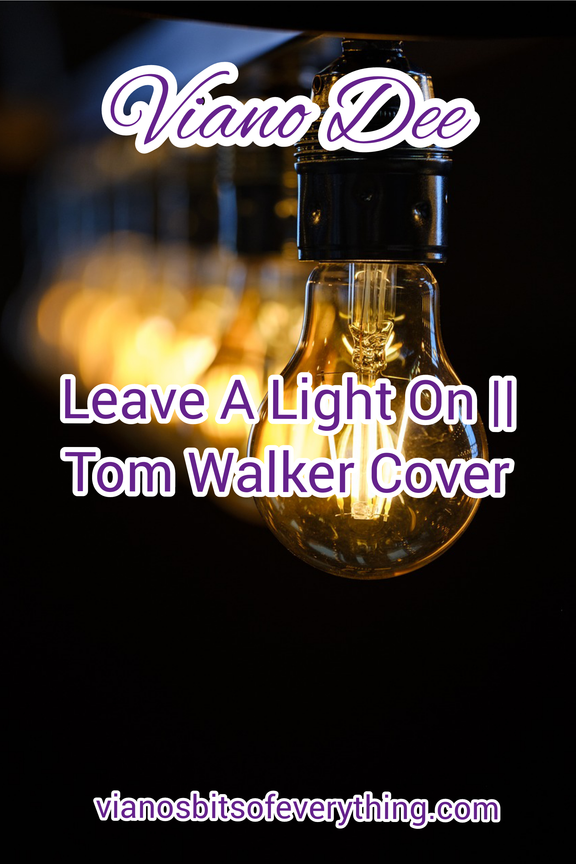 2 Years Late: Tom Walker's Leave A Light On (Review And Cover)