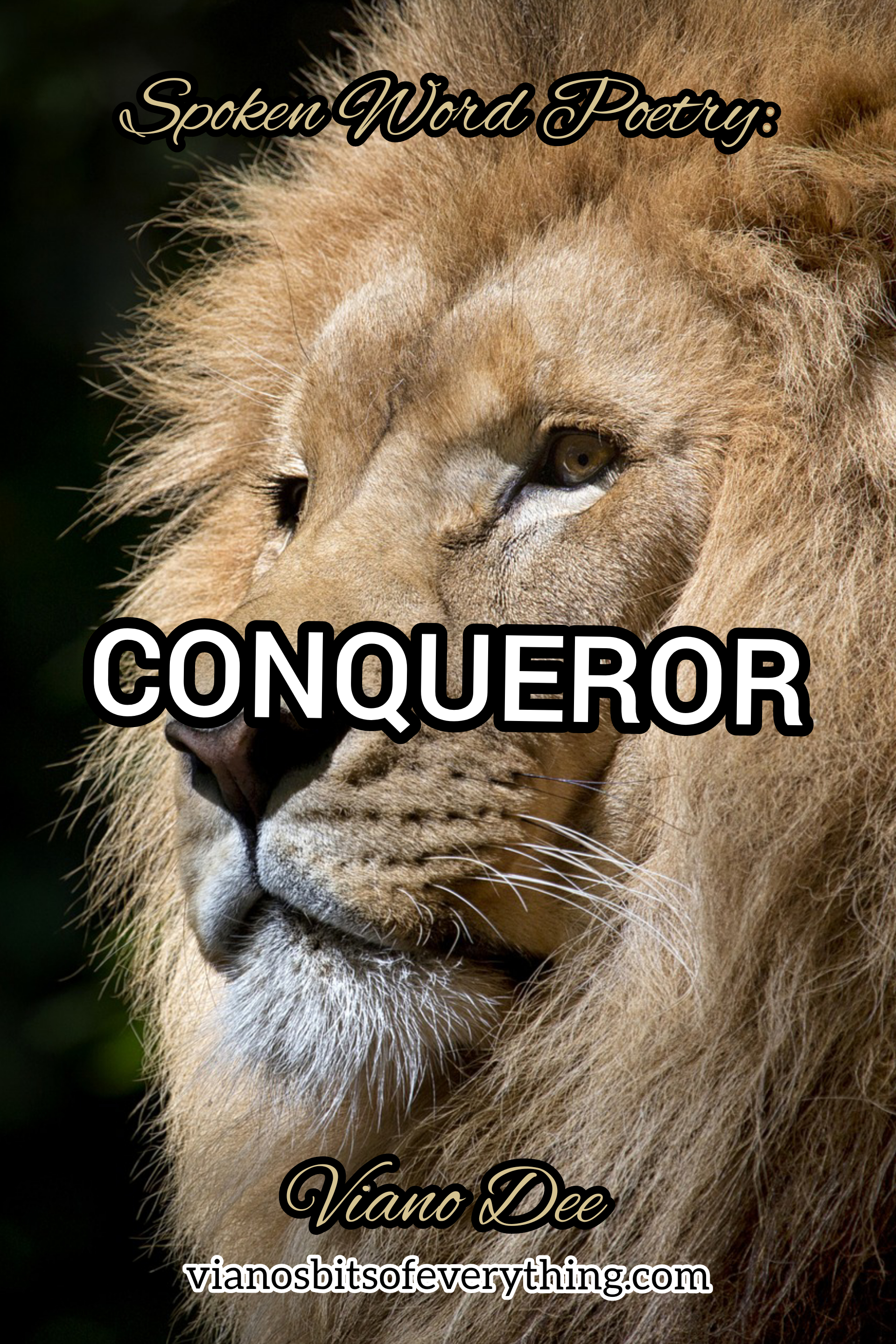 Conqueror: Spoken Word