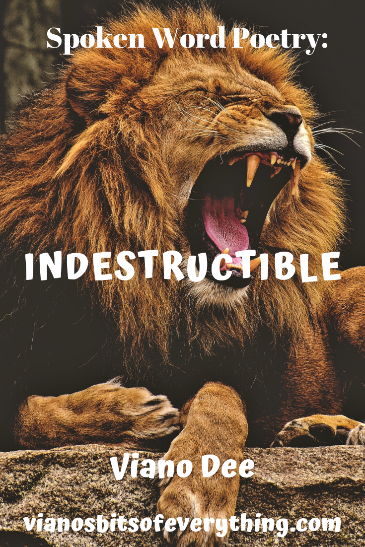 Indestructible: Spoken Word