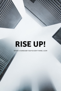 Rise Up (Rap Infused Spoken Word Poetry)