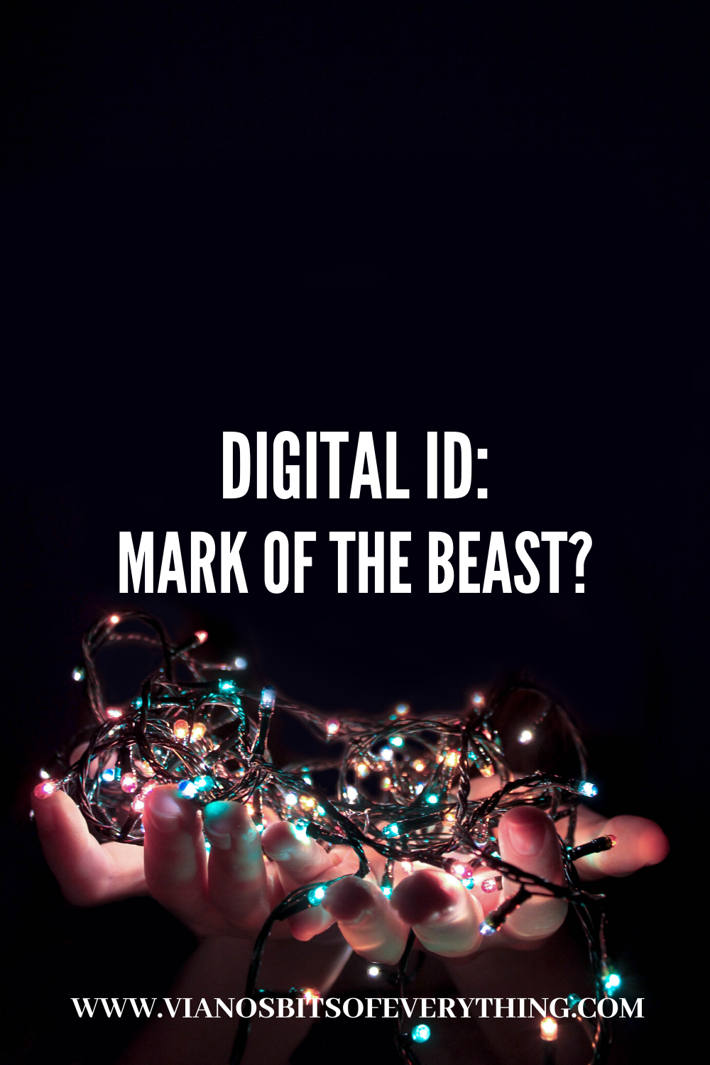 Digital ID: Mark Of The Beast?