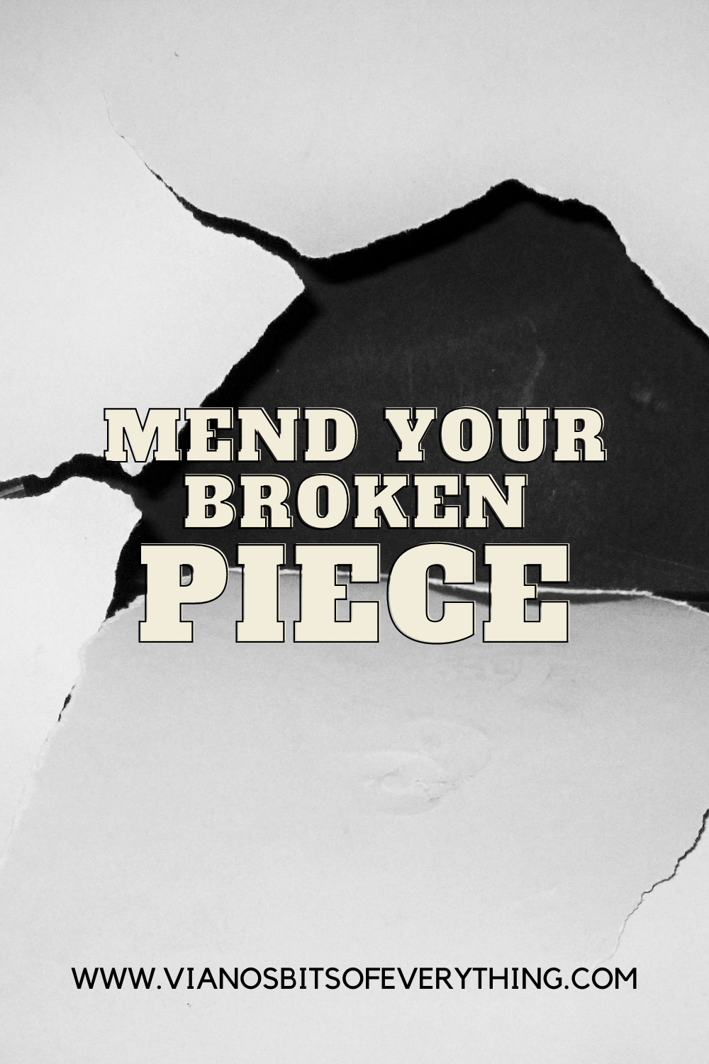 Mend Your Broken Piece!