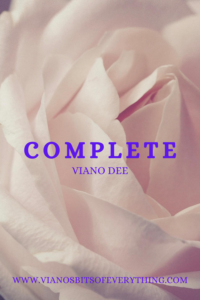 Complete by Viano Dee