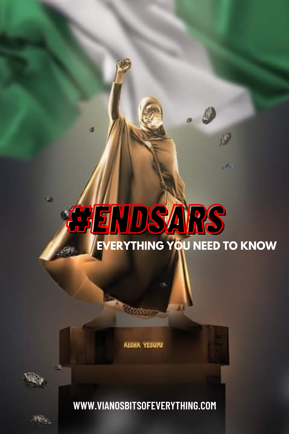 #EndSARS Campaign: Everything You Need To Know