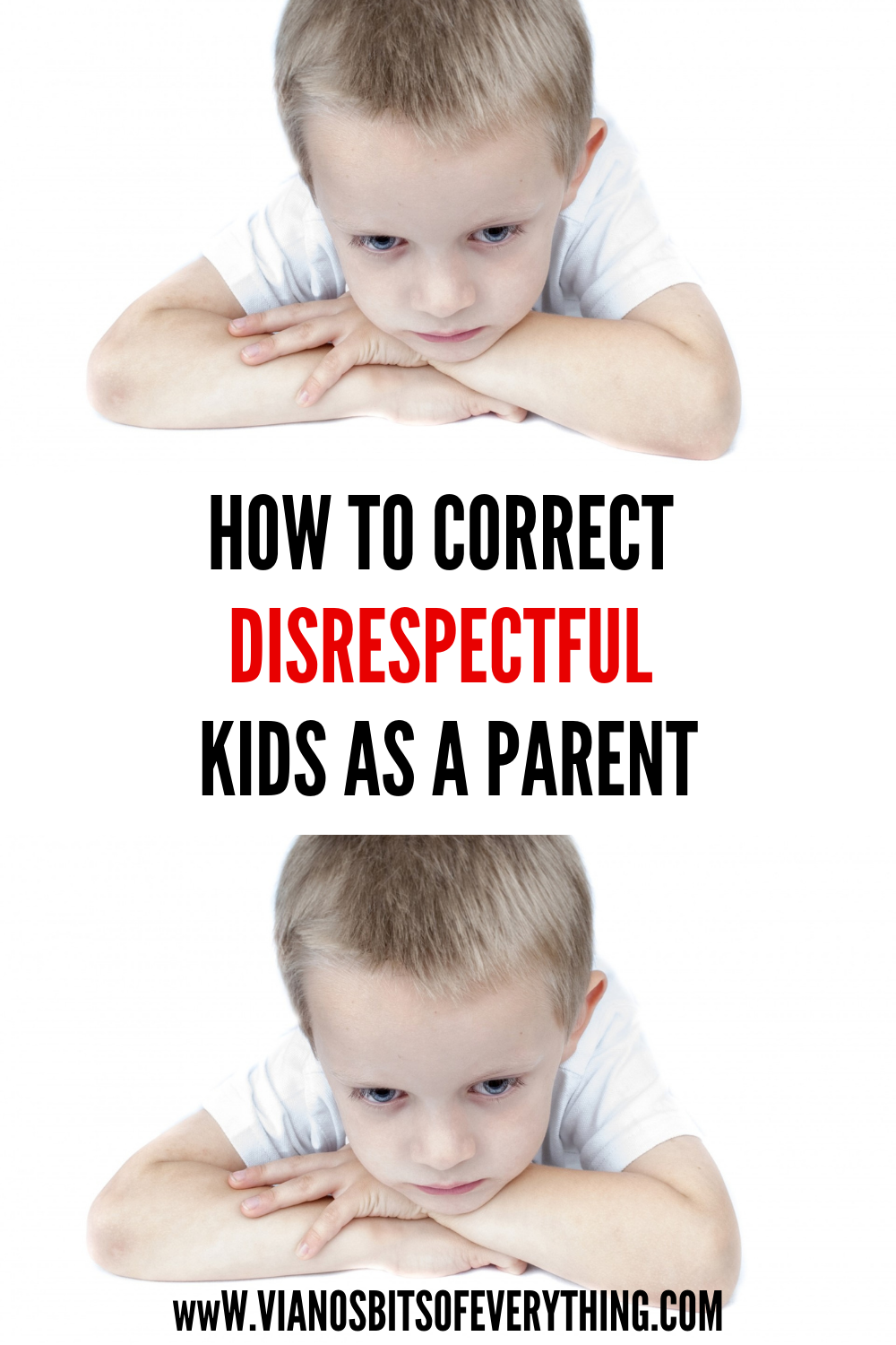 How To Correct Disrespectful Kids As A Parent