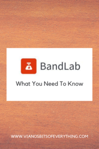 Bandlab uses and issues
