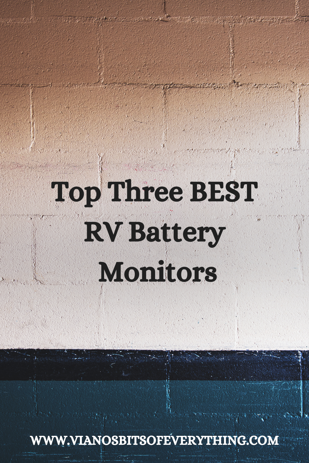 The Best RV Battery Monitors (Top 3)